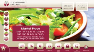 St. Joe market place dining page