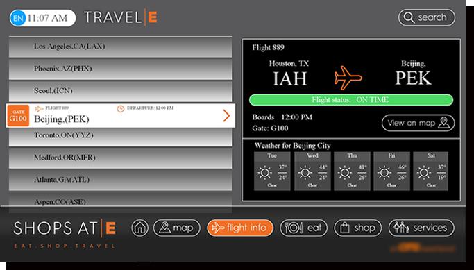 Flight Information Displays