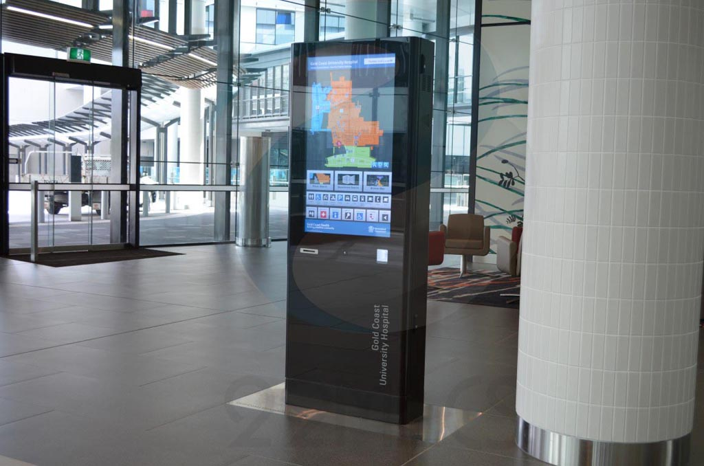Gcuh Wayfinder Kiosk By Partner 22miles