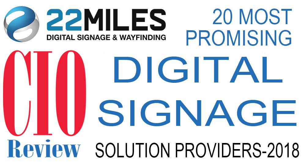 Spearheading Digital Signage Innovation 01