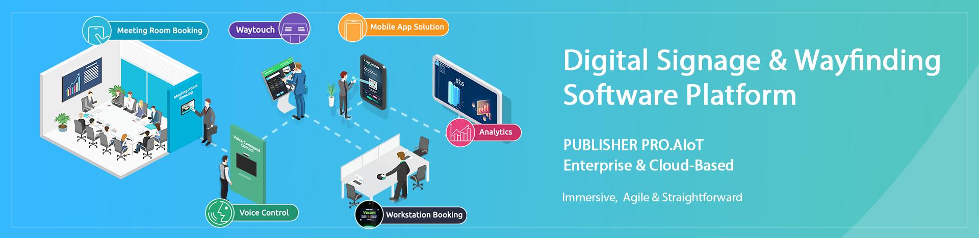 Digital Signage Software Platform