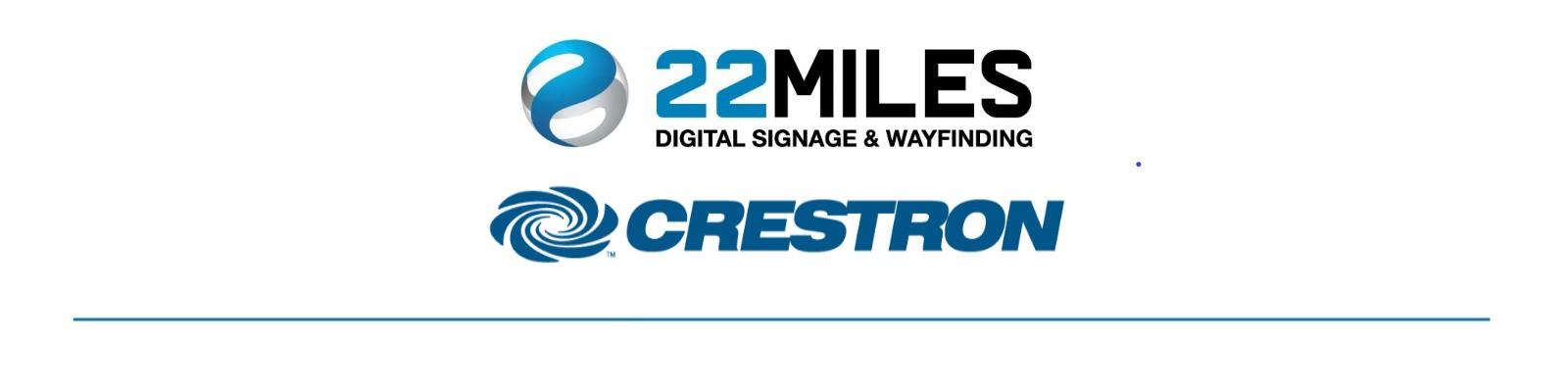 Crestron 22Miles