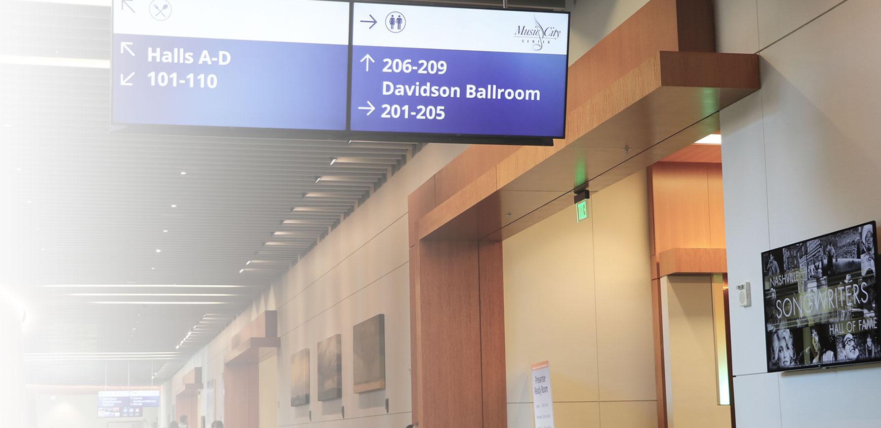 Venues & Convention Centers