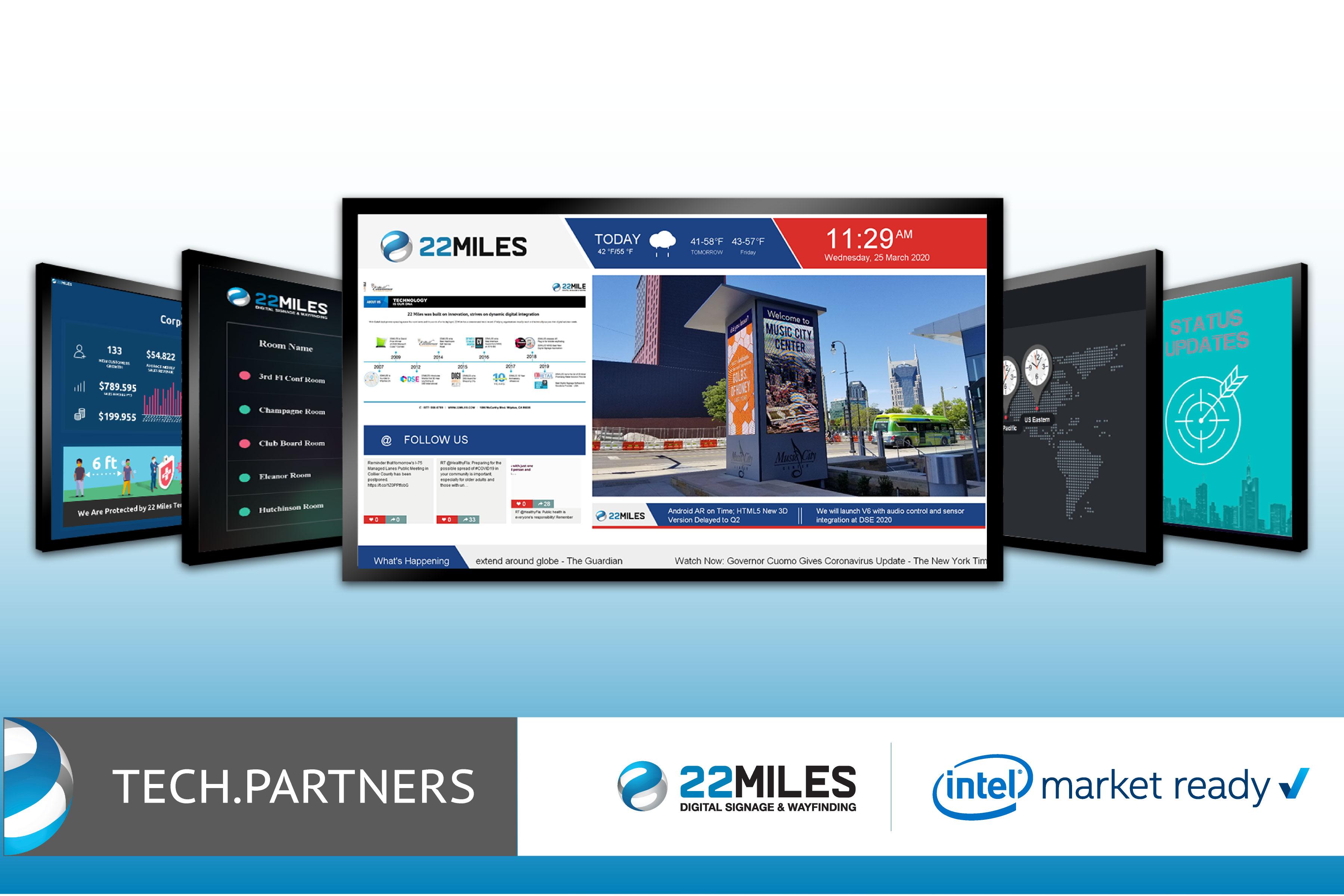 Intel 22Miles Visual Communications