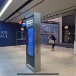 22Miles DIgital Signage Moynihan Train Hall