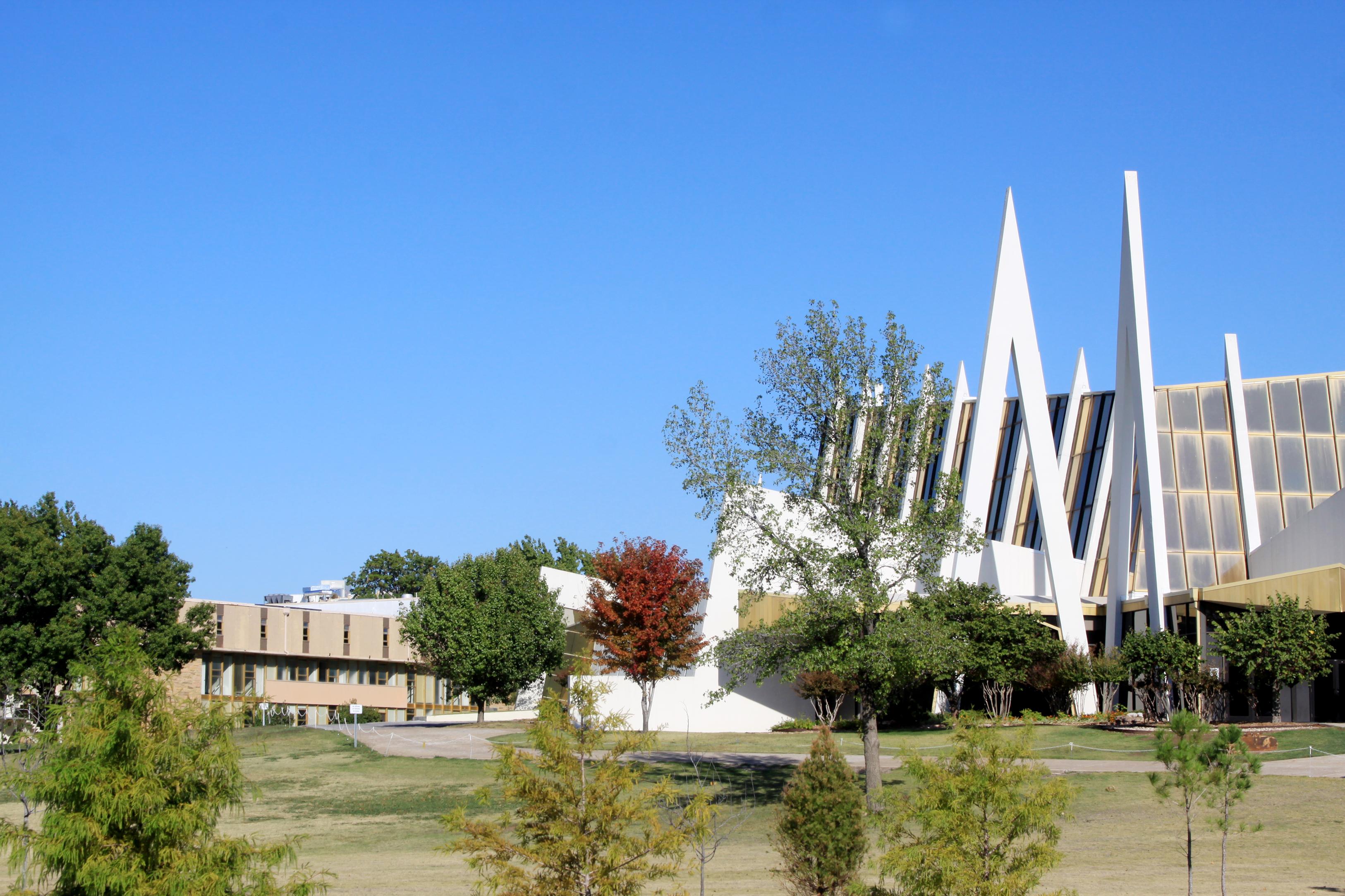 Oral Roberts University Wayfinding